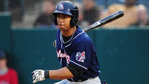 Anthony Gose is first in the Eastern League with 27 stolen bases.