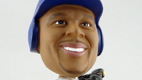 It's not just a bobblehead, it's an Adrian Beltre Big Head Bobblehead.