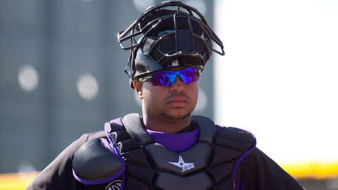 The Rockies' Wilin Rosario is among eight Tulsa All-Stars.