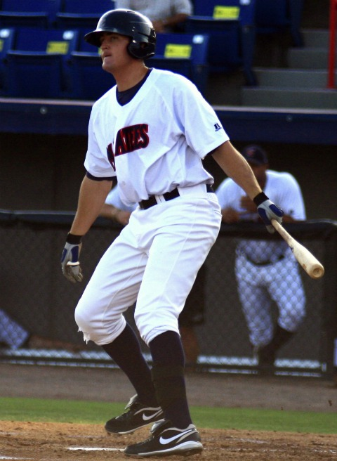 Manatees outfielder was named the Florida State League Player of the Week for the third consecutive week. In six games last week, Kjeldgaard hit .400 (8-for-20) with one double, one triple, three home runs, nine RBI and six runs scored.