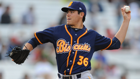 Matt Moore had a seven-inning no-no for Bowling Green in June 2009.