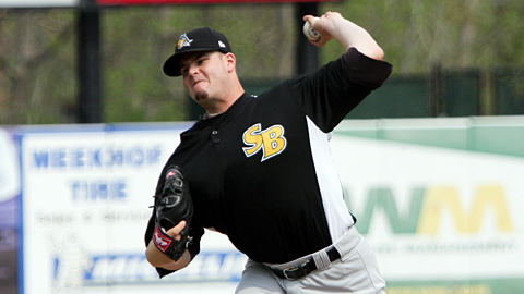 David Holmberg is 7-0 with a 1.47 ERA in eight starts since May 1.