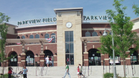 Fort Wayne's Parkview Field was either a house or horrors or field of dreams for MiLB.com's Ben Hill.