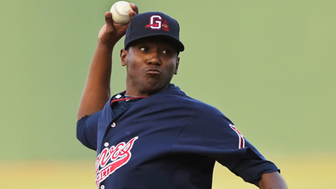Julio Teheran won two more games for the Gwinnett Braves this week.