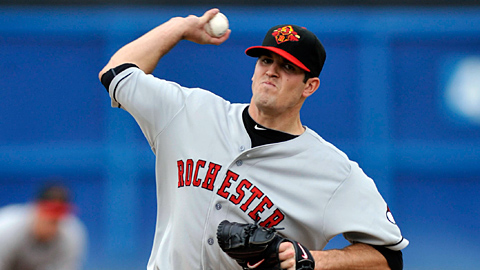 Wings starter Jeff Manship had missed six weeks with a shoulder injury.