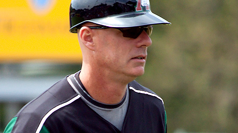 Matt Walbeck is a two-time Eastern League Manager of the Year.