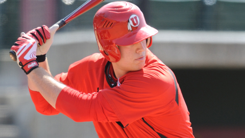 C.J. Cron is batting .385 with three homers in nine Pioneer League games.
