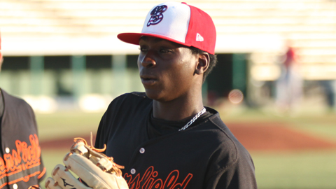 Bakersfield's Didi Gregorius is hitting .270 in his Class A Advanced debut.
