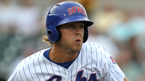 Brett Jackson had 25 extra-base hits in 67 Southern League games.