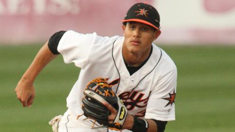 Manny Machado is 8-for-24 during a seven-game hitting streak.