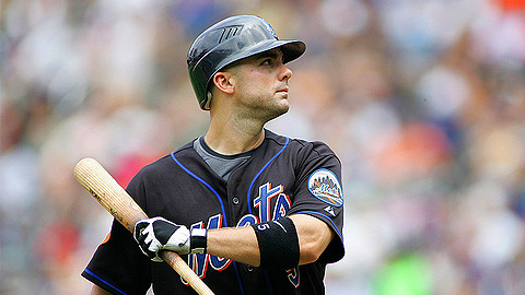 Rehabbing David Wright is batting .400 with six hits in four rehab games.