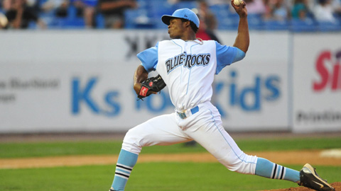 Noel Arguelles came two outs and one fluke play shy of twirling the third no-hitter in franchise history on Tuesday.