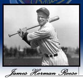 Jimmie Reese Pacific Coast League Shop