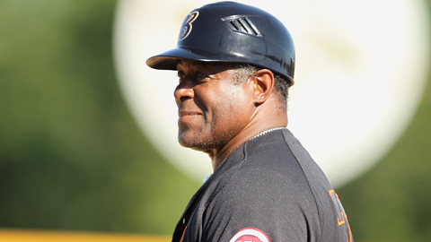 Ken Griffey Sr. has led the Blaze to a 57-58 record so far in 2011.