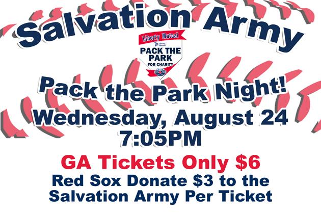Salvation Army Night