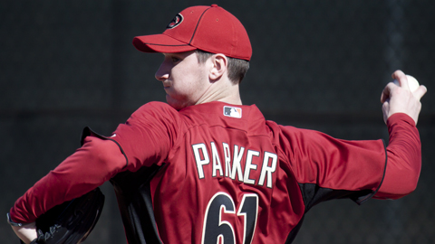 Jarrod Parker has 103 strikeouts over 115 2/3 Southern League innings.