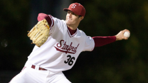 Scott Snodgress threw six perfect innings for his first professional win.