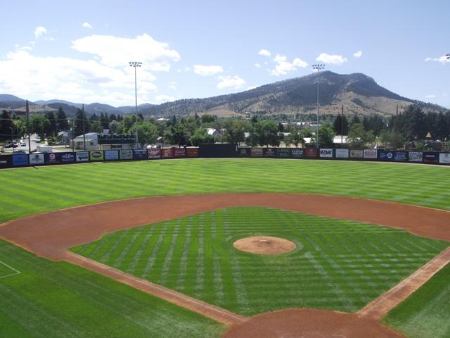 Kindrick legion field history helena brewers kindrick field for Garden city community college baseball