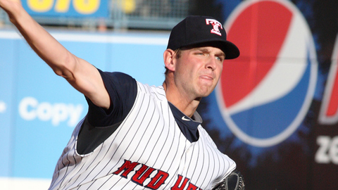 Jacob Turner put together a 3.48 ERA in 17 starts at Double-A.