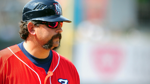 Sal Fasano has led the Fisher Cats to a record of 71-60 this season.