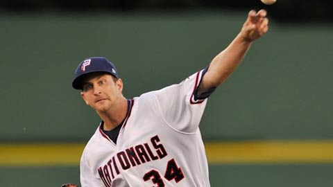 Evan Bronson put the Nats in a position to win Tuesday night.