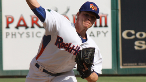 Sonny Gray has permitted 13 baserunners in 16 1/3 innings for Midland.
