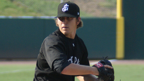Left-hander James Gillheeney recorded his third quality start at Double-A on Saturday.