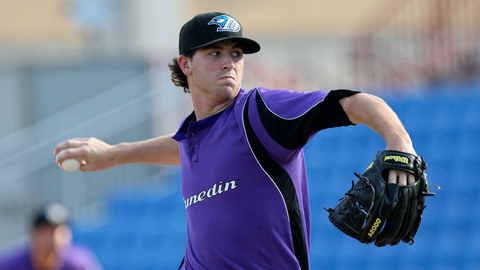 Drew Hutchison has gone 14-5 with a 2.53 ERA across three levels in '11.
