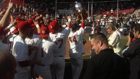 The Canadians hadn't appeared in the Northwest League Finals since 2005.