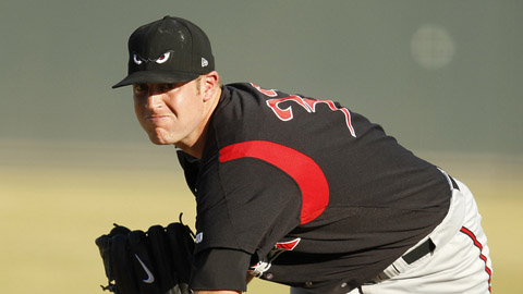 Nick Schmidt went 3-5 with a 3.84 ERA in 12 starts for Lake Elsinore.