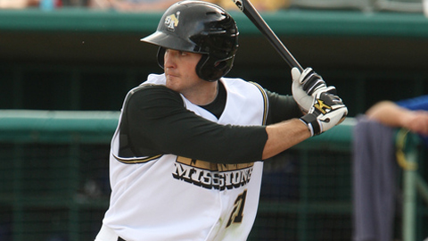 Sawyer Carroll is hitting .222 with three RBIs in six playoff games.