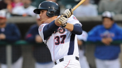 Rebel Ridling is batting .333 with six RBIs in six playoff games.