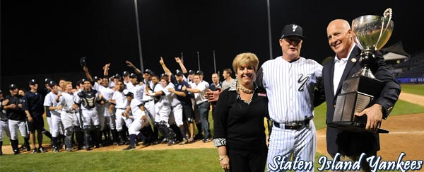 Staten Island Yankees Front Office