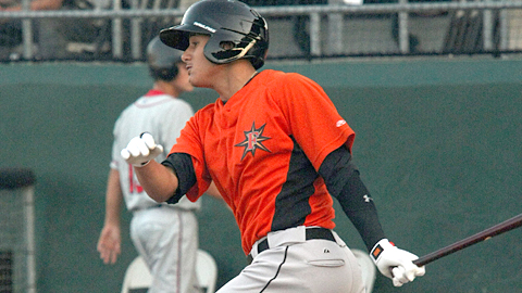 Top prospect Manny Machado was named MVP of the Mills Cup Finals.