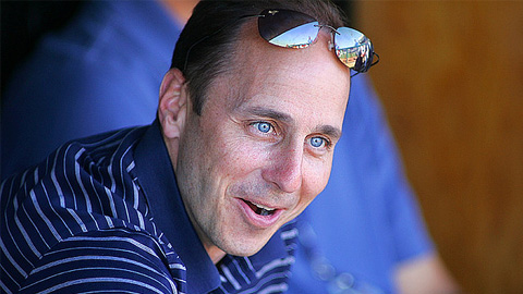 Yankees GM Brian Cashman had an agreement in place for a move to Newark.