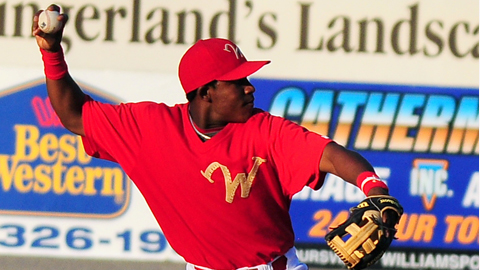 Cutters 3B Maikel Franco was named the 4th best prospect in the league by Baseball America.