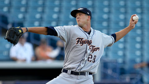 Drew Smyly went 11-6 with a 2.07 ERA across two levels in 2011.