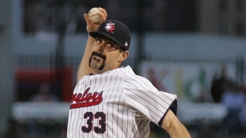 Matt Shoemaker compiled a 12-7 record and a 3.15 ERA in the Minors.