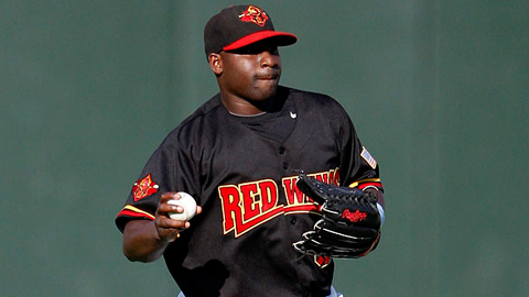 Tommy Watkins ended his playing career with Triple-A Rochester.