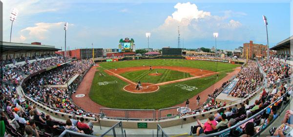 Fifth Third Field Dayton Dragons Arenas Amp Stadiums