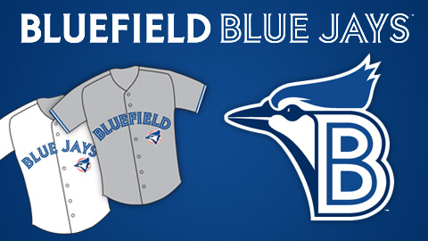 The Bluefield Blue Jays will wear uniforms similar to the new Toronto designs for 2012.