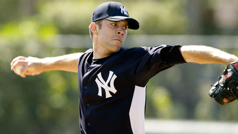 David Phelps led Yankees' farmhands with a 2.99 ERA, mainly at Triple-A.