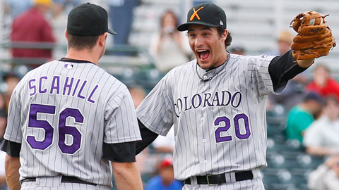 Nolan Arenado was one of the top prospects to play winterball in '11.