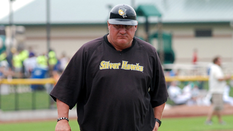 South Bend's Mark Haley was twice named the MWL's top manager.