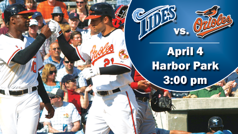 Adam Jones and Nick Markakis will be in Norfolk on April 4