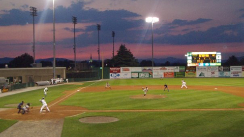 Lynchburg has been home to a Carolina League team since the 1960s.