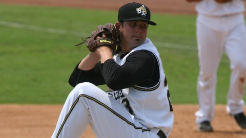 Casey Kelly ranked fifth in the Texas League in wins and eighth in ERA.