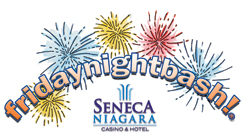 fridaynightbash!, Happy Hour & Fireworks