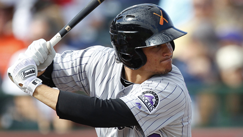 Nolan Arenado led the Minors with 122 RBIs in 134 games last year.