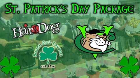 St. Patrick's Day Package